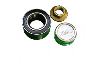 BALL RACE AND UNITIZED BEARING KITS